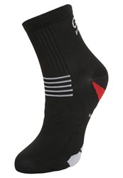 Gore Bike Wear Speed Sports Socks Black Red