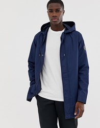Only And Sons Lightweight Parka Blue