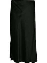 Protagonist Bias Slip Skirt Women Viscose M Black