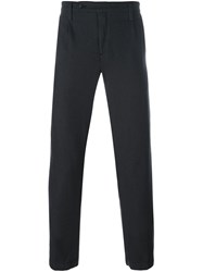 Massimo Alba Slim Fit Trousers Grey