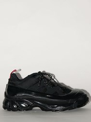 Burberry 40Mm Nylon And Mesh Sneakers Black
