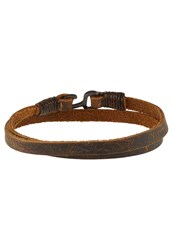 Icon Brand Bracelet Brown