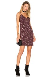 House Of Harlow X Revolve Lee Dress Plum