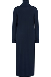 Tomas Maier Merino Wool Sweater Midi Dress