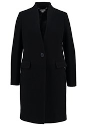 Whistles Aniko Classic Coat Black