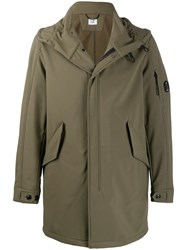 C.P. Company Cp Concealed Front Jacket Green