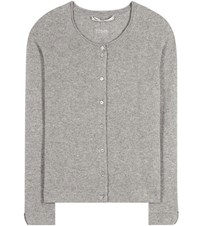 81 Hours Carbon Cashmere Cardigan Grey