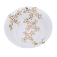 Nimerology Sunehra Large Salad Bowl Gold