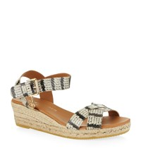 Kurt Geiger London Libby Wedge Sandal Female
