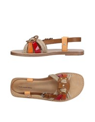 Etoile Isabel Marant Sandals Brown