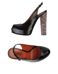 Missoni Pumps Black