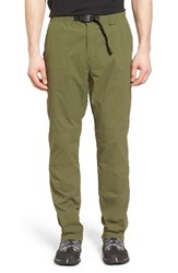 Gramicci Men's Rough And Tumble Climber G Pants Olive Bronze