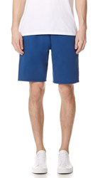 Reigning Champ Midweight Terry Sweat Shorts Court Blue