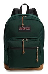 Jansport Right Pack Backpack Green