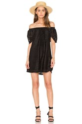 De Lacy Clay Dress Black