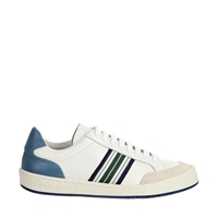 Umit Benan Sneakers White Green