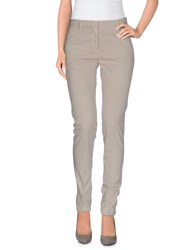 Perfection Casual Pants Light Grey