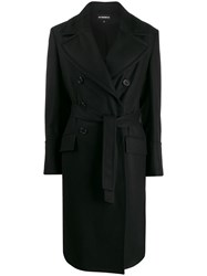 Ann Demeulemeester Double Breasted Coat 60