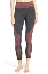 Free People Women's Dylan High Waist Leggings Orange Combo
