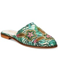 Kenneth Cole Reaction Women's Speed Floral Mules Women's Shoes Multi