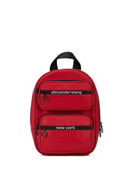 Alexander Wang Attica Backpack Red