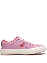 Converse One Star Kitty Sneakers Pink
