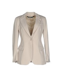 Imperial Star Imperial Suits And Jackets Blazers Women Light Grey