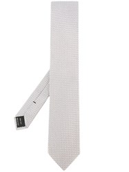 Tom Ford Textured Tie Grey