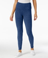 Styleandco. Style And Co. Heathered Tummy Control Active Leggings Only At Macy's