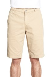Ag Jeans Men's 'Griffin' Chino Shorts Desert Taupe