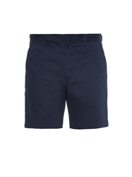 Marc By Marc Jacobs Flat Front Cotton Shorts