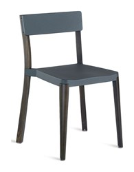 Emeco Lancaster Stacking Chair Black