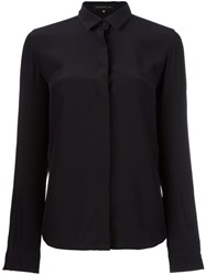 Barbara Bui Fitted Shirt Black