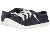 Not Rated Charon Navy Women's Shoes