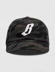 Billionaire Boys Club Flying B Camo Strapback Hat