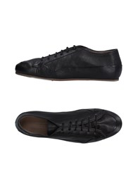 Laboratorigarbo Footwear Low Tops And Sneakers Black