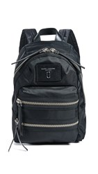 Marc Jacobs Mini Nylon Biker Backpack Midnight Blue