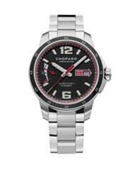 Chopard Mille Miglia Gts Power Control Automatic Stainless Steel Bracelet Watch Silver