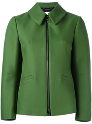 Dorothee Schumacher 'Touch Of Passion' Jacket Green