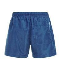 Stella Mccartney Boxer Swim Shorts Blue
