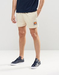 Ellesse Jersey Shorts Oyster Gray