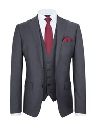 Paul Costelloe Slim Fit Light Grey Tonic Suit Jacket