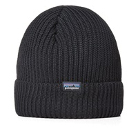 Patagonia Fisherman Beanie Black