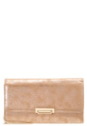 Wallis Isla Clutch Gold