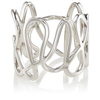 Repossi Women's White Gold White Noise Ring Silver