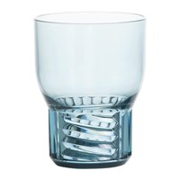 Kartell Trama Wine Glass Light Blue
