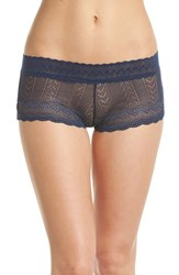Vince Camuto Colette Boyshorts Dress Blue