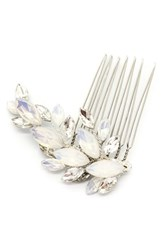 Brides And Hairpins Anabelle Comb Silver