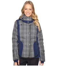 Obermeyer Payton Down Jacket Storm Cloud Women's Coat Olive