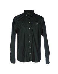 Beverly Hills Polo Club Shirts Shirts Dark Green